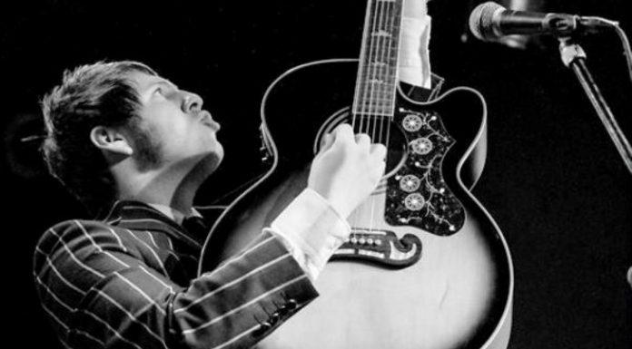 Luke Gallagher - Wrexham Music in the Park