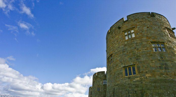 Chirk Castle in Wrexham County Borough