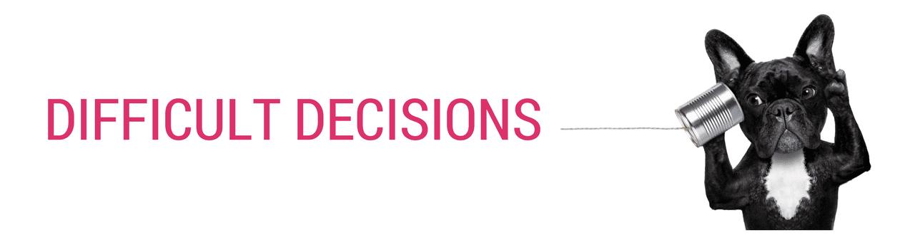 Diificult decisions budget consultation in Wrexham