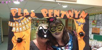 Halloween Plas Pentwyn Wrexham