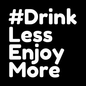 Drink Less Enjoy More
