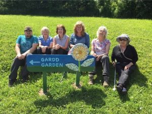 Plas Pentwyn Community Garden