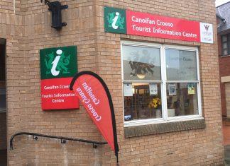 Wrexham Council Tourist Information Centre