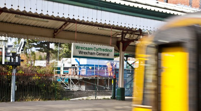 Wrexham to Bidston