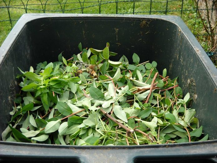 Recycling Garden Food Waste