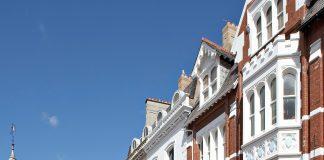 Wrexham Town Centre Hope Streer