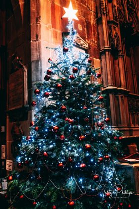 Wrexham Victorian Christmas market