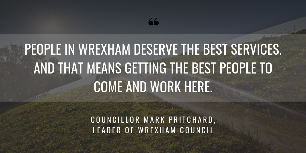 Work for Wrexham Council