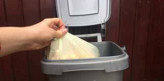 Food Waste Recycling Caddy