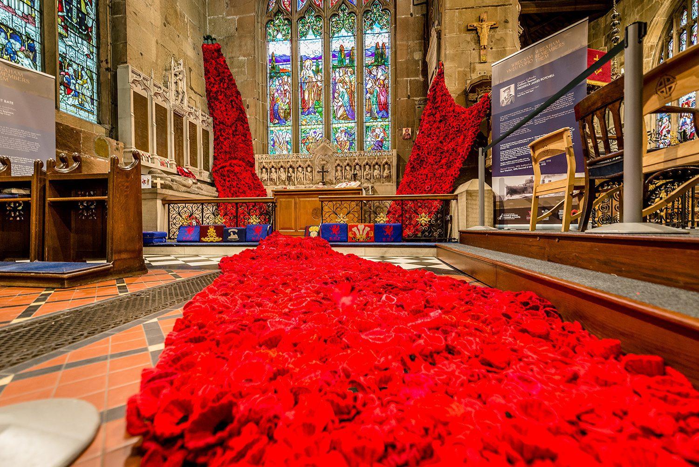 Poppies Poppy Church