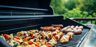BBQ barbecue food recycling