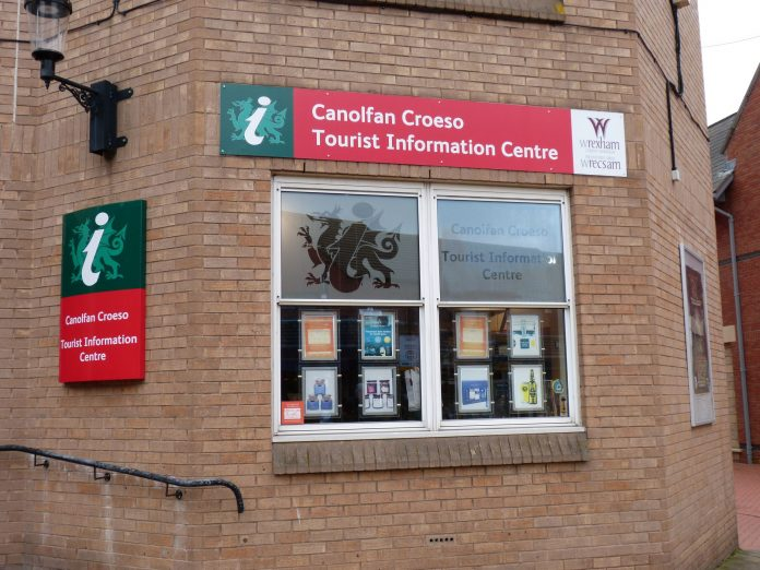 Tourist Information Centre Wrexham