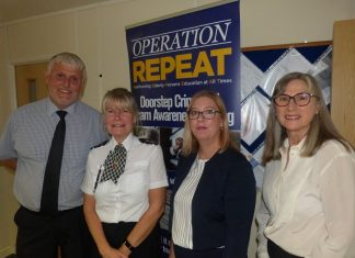Operation Repeat training in Wrexham