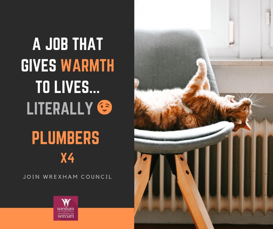 Plumber Job Vacancy