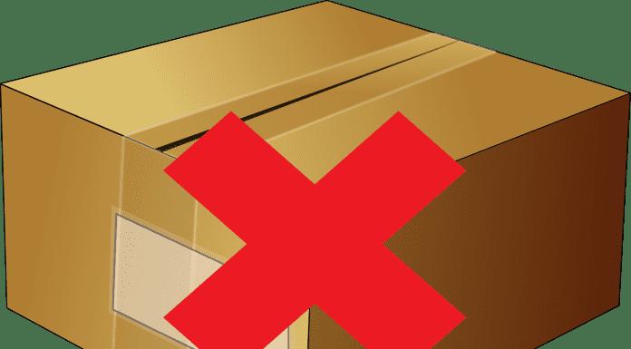 Parcel Delivery Scam Fraud Missed
