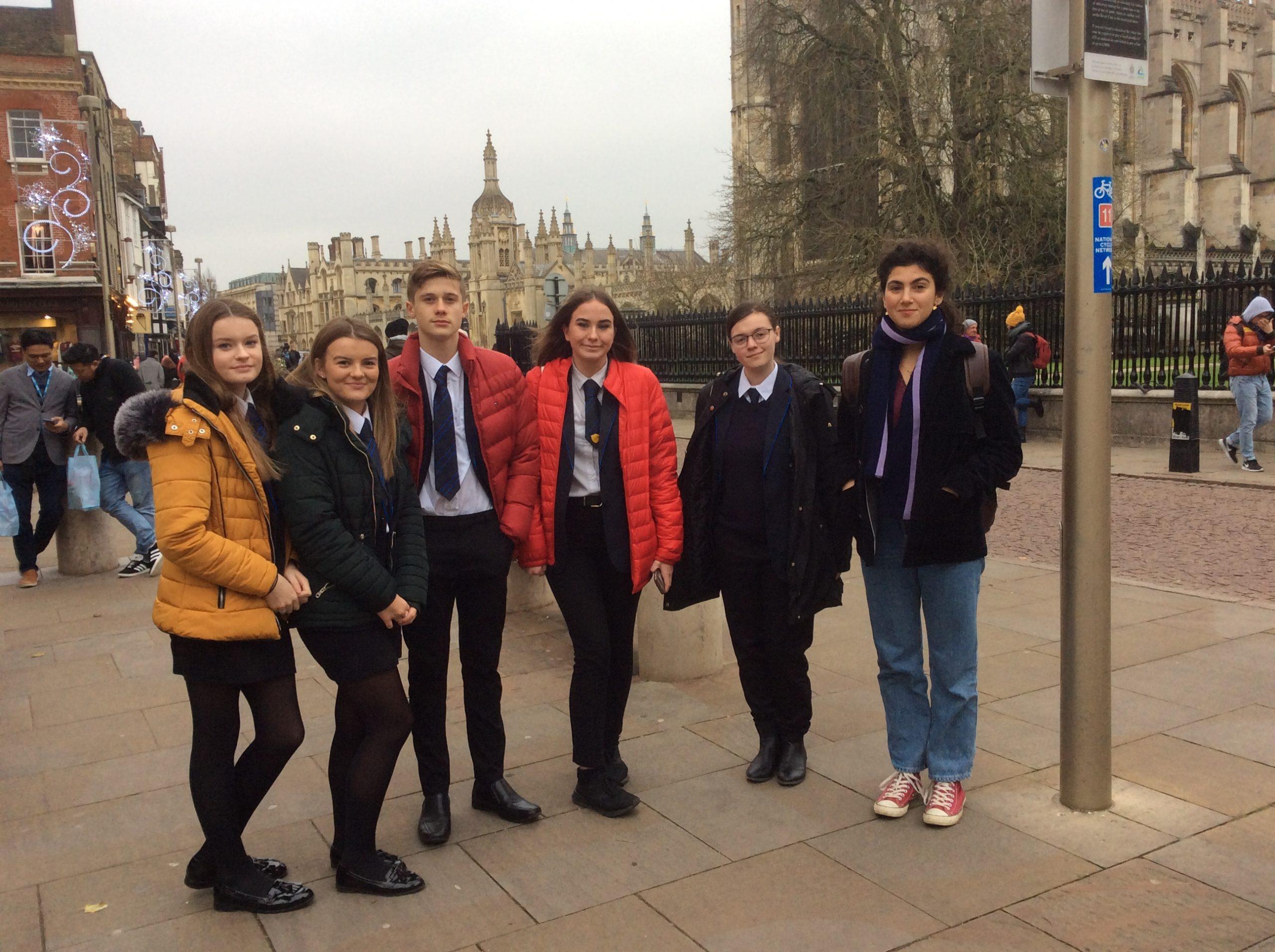 Ysgol Clywedog Cambridge University
