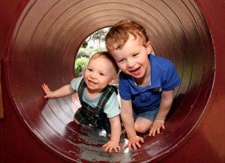 free drop-in parents children
