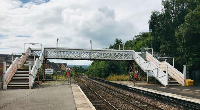 Ruabon Station
