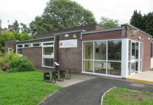 Chirk library