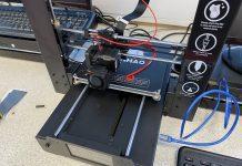 Ysgol Clywedog 3D printing PPE
