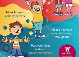 wrexham active challenge