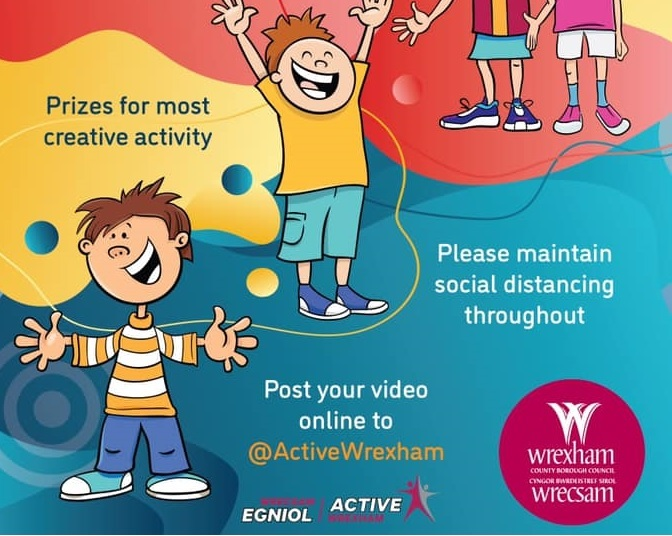 wrexham active challenge