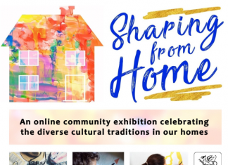 Sharing From Home is an online exhibition that you can be a part of