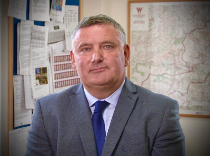 Councillor Mark Pritchard