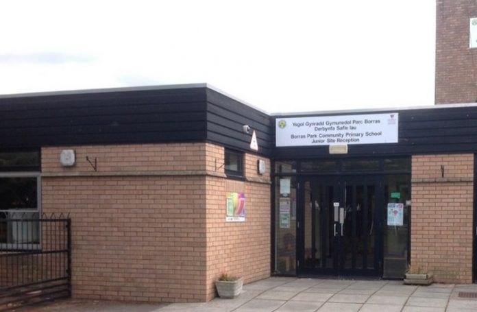 Borras Park CP School