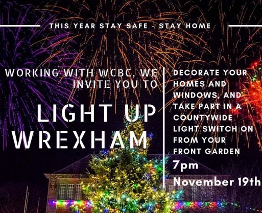 Light Up Wrexham