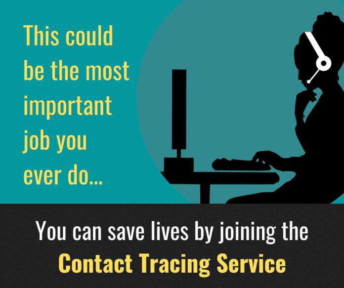 Contact Tracing job vacancies