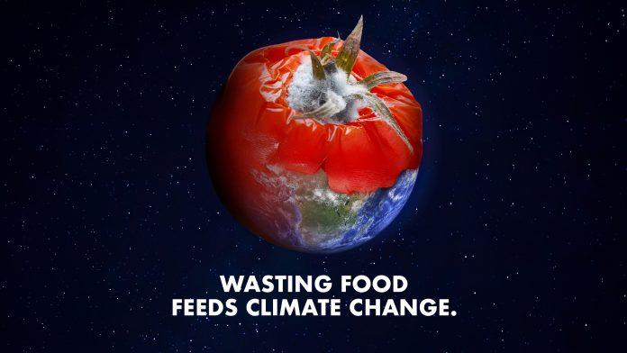 Food Waste Action Week – 'Wasting food feeds climate change'
