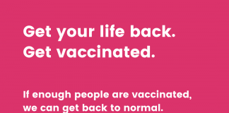 Get vaccinated