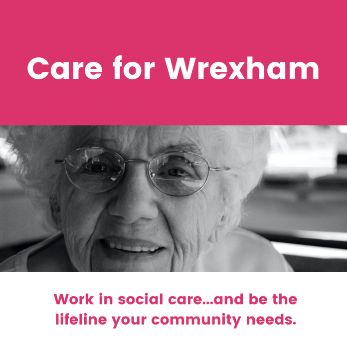 Consider a career in social care