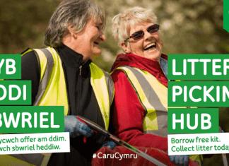 Litter Picking Hubs